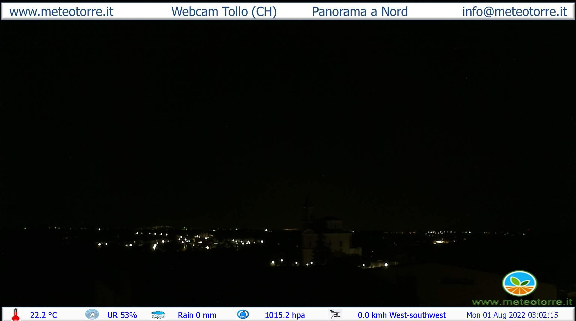 webcam Tollo