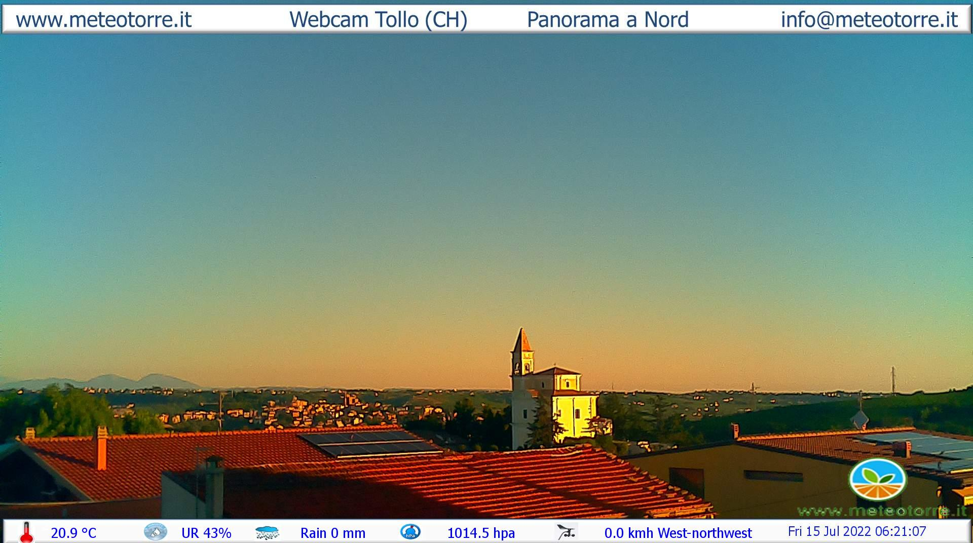 webcam Tollo