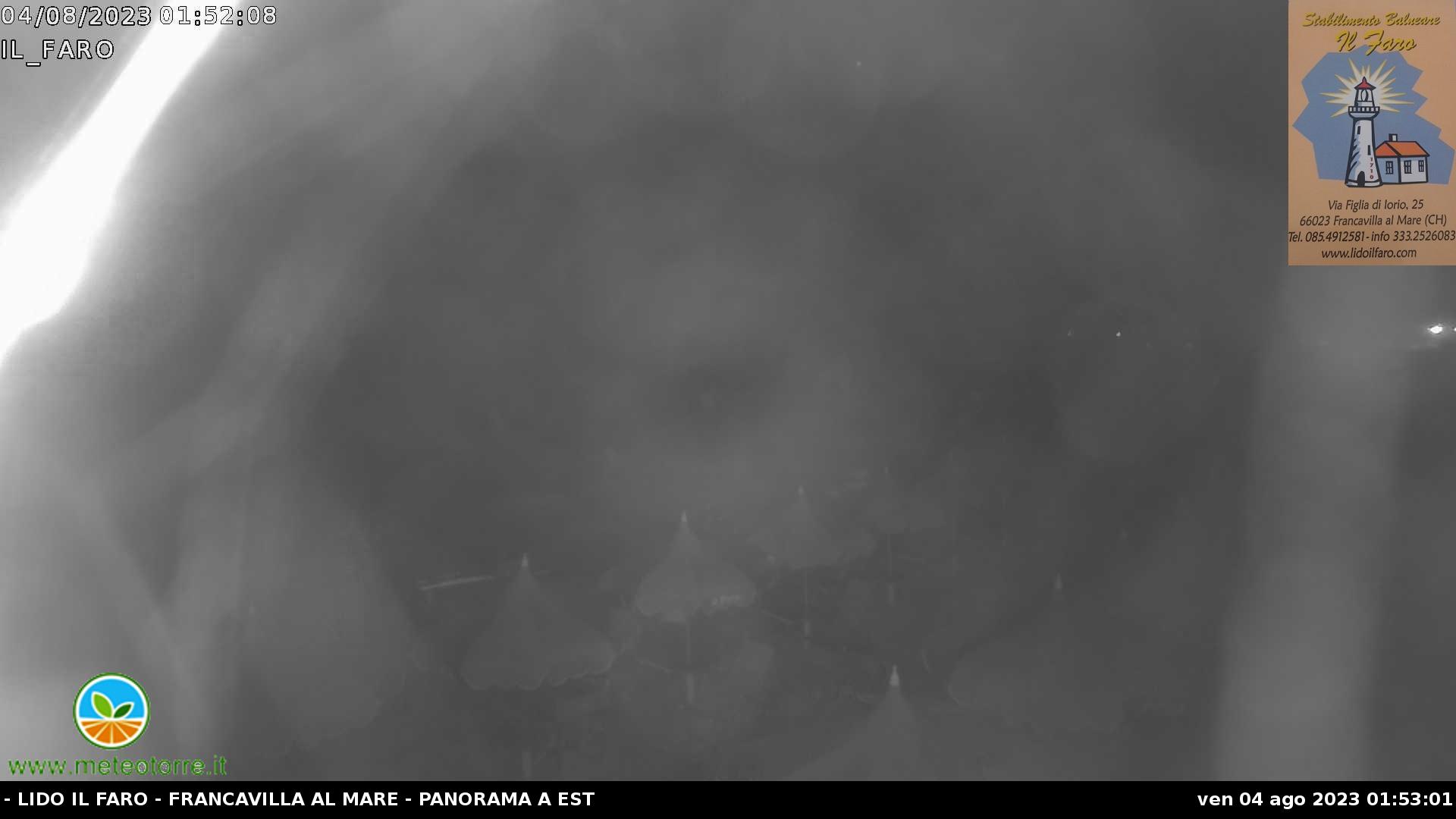 webcam Francavilla al mare